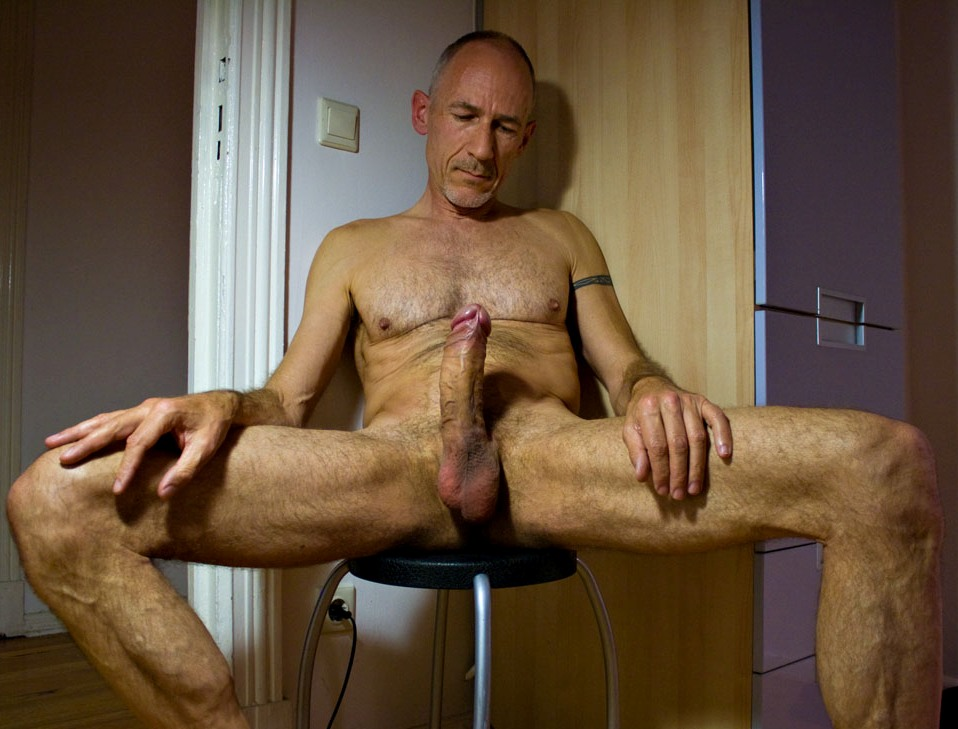 Big daddys big cock fucked and gaped gay jocks ass 4