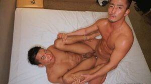 Hiroya and new sensation Reach are titans in the Japanboyz stable, destined to hook up for the cameras. But one other thing they share is a naughty glint in the eyes, a promise that whatever...